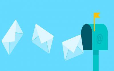 Usa el correo electrónico para aumentar tu número de suscriptores