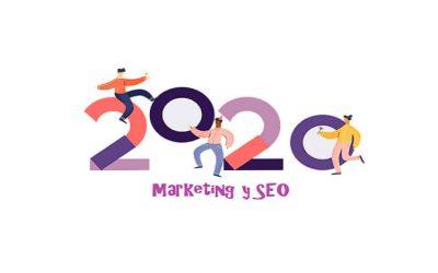 Tendencias de marketing y SEO. ¿Qué debes esperar en el 2020?